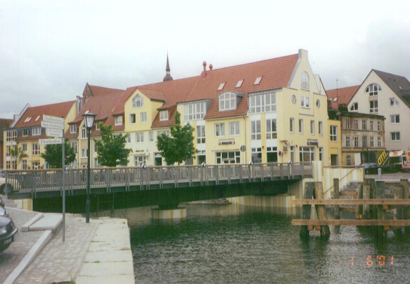 Hanseatic City of Stralsund - Langenbrücke