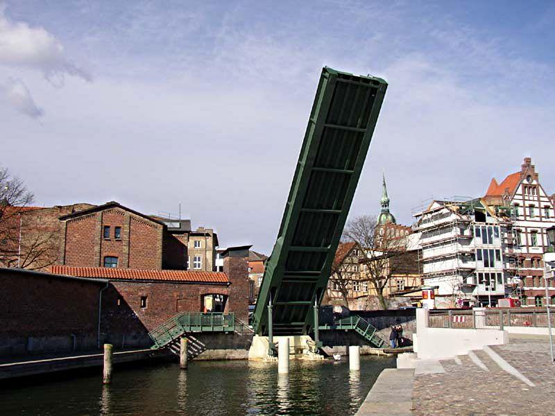Hanseatic City of Stralsund - Badenbrücke