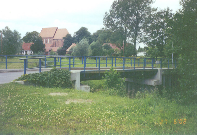 Municipal Velgast - Starkow Bridge