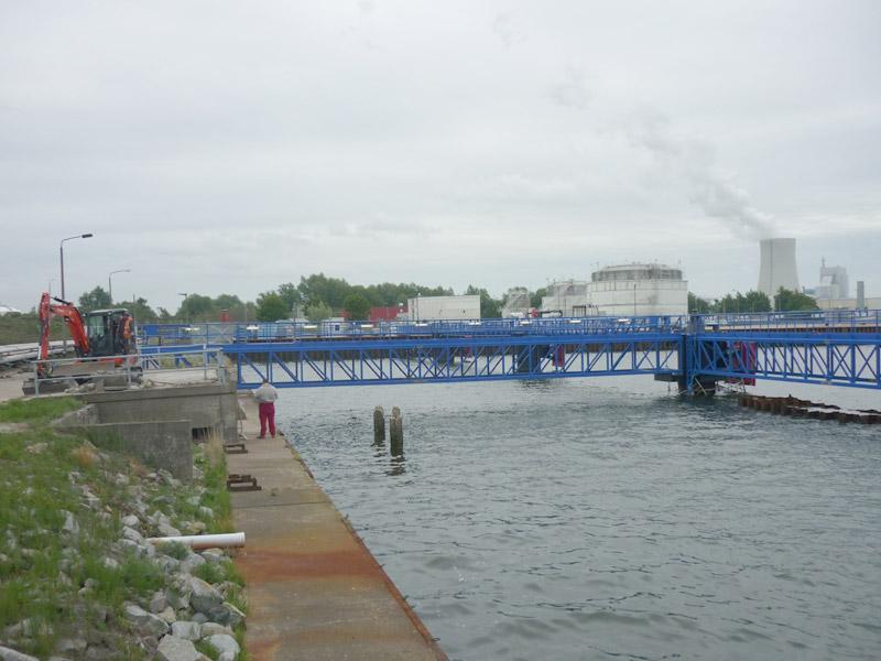 Rostock Port, Renewal Berth 5 - Oil Port