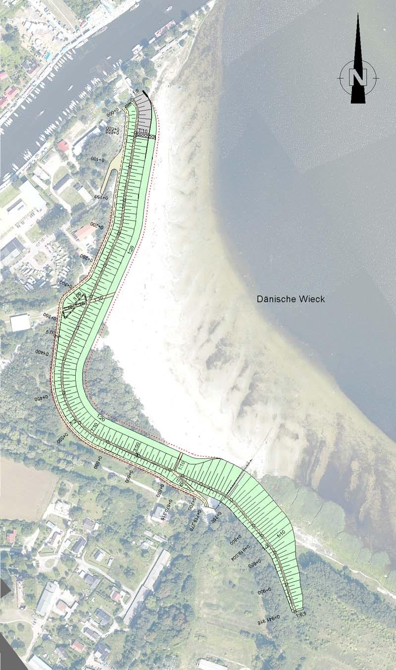 Flood Control Greifswald – Dike Eldena