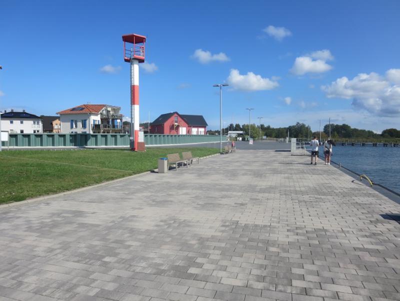 Sturmflutschutz Nordusedom - Teilvorhaben 1 und 2
